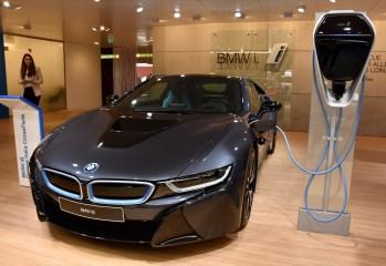 87th Geneva International Motor Show, BMW i8 Protonic