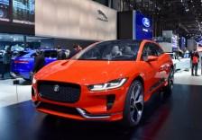 87th Geneva International Motor Show, Jaguar I-PACE Concept