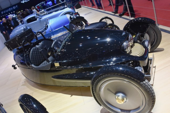 87th Geneva International Motor Show, Morgan UK1909 EV3