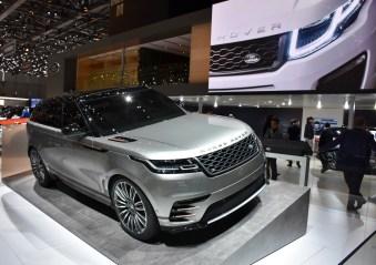 87th Geneva International Motor Show, Range Rover Velar