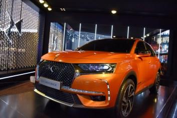 87th Geneva International Motor Show, DS 7 Crossback