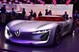 87th Geneva International Motor Show, Renault Trezor