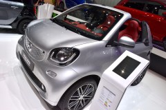 87th Geneva International Motor Show, Smart Cabrio edition BRABUS #2