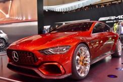 87th Geneva International Motor Show, Mercedes-AMG GT Concept