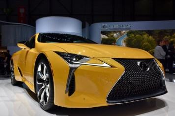 87th Geneva International Motor Show, Lexus LS 500