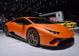 87th Geneva International Motor Show, Lamborghini Huracán Performante