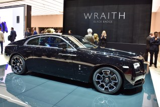 87th Geneva International Motor Show, Rolls Royce Wraith