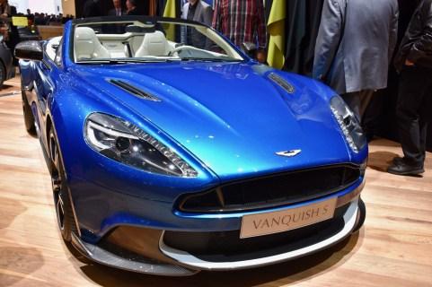 87th Geneva International Motor Show, Aston Martin Vanquish S