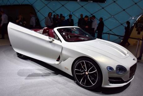 87th Geneva International Motor Show, Bentley EXP 12 Speed 6e Concept