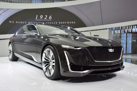 87th Geneva International Motor Show, Cadillac Escala