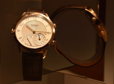 Baselworld 2017, Gold colours and novelties from Hermes