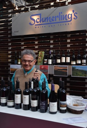 Expovina Primavera, some great Israeli wine