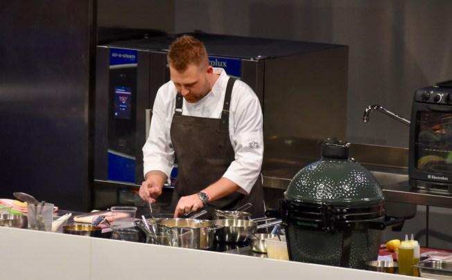 ChefAlps 2017, Nick Bril