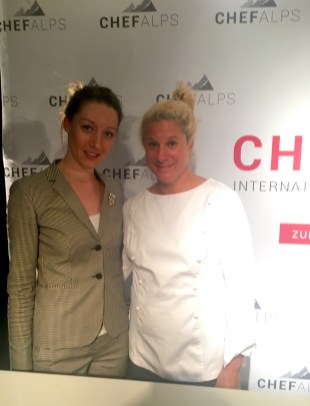 ChefAlps 2017, With the World's Best Female Chef 2017 - Ana Roš!