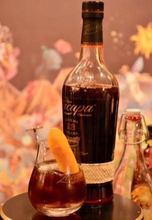 ChefAlps 2017, Ron Zacapa Cocktail Workshop