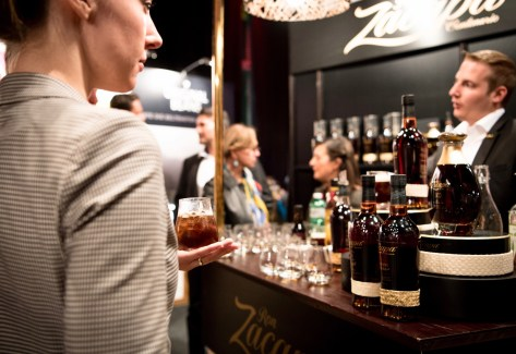 ChefAlps 2017, Ron Zacapa Cocktail Workshop, Photo by Oliver Malicdem