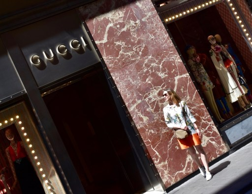 Gucci museum was unfortunately closed for the renovation, however, Gucci store was open! :)
