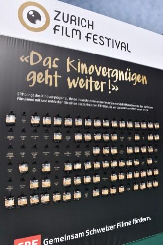 13th Zurich Film Festival, ZFF 2017