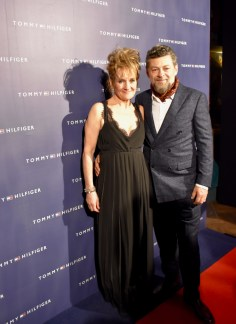 Andy Serkis at the Tommy Hilfiger VIP Party
