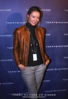 Thank you @smoosphotography for this beautiful photo at the photo-call of the Tommy Hilfiger VIP Party