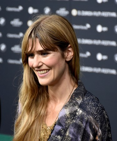 ZFF, Lisa Langseth on the Green Carpet