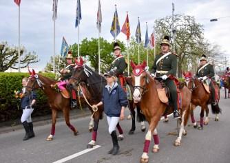 Sechseläuten, The Guild's Parade