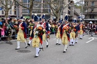 The Guild's Parade, Sechseläuten