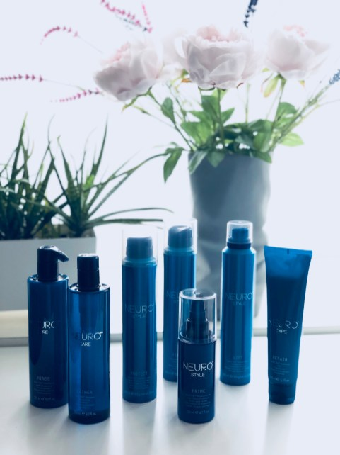 A new line NEURO from PAUL MITCHELL®