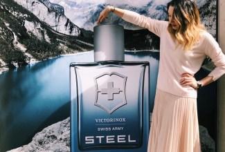 New sophisticated Victorinox fragrances