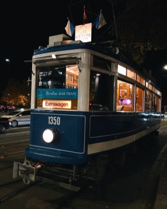 Storchen Bar Tram in Zurich