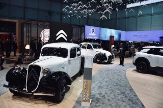 CITROËN at Geneva International Motor Show
