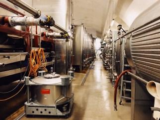 wine steel tanks