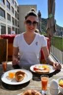 Breakfast at Frutt Lodge and Spa