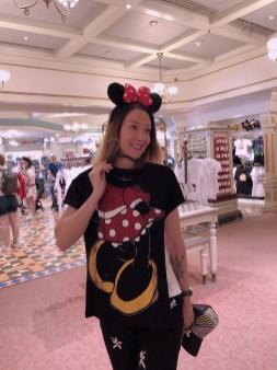 Disneyland Paris, Disney outfit