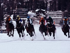 St. Moritz, White Turf