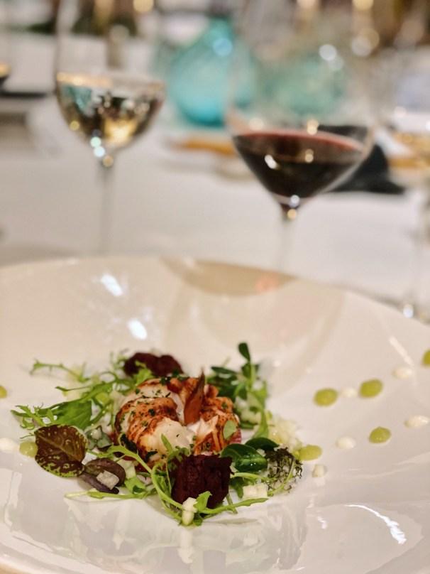 Villa Principe Leopoldo, culinary delights by Christian Moreschi
