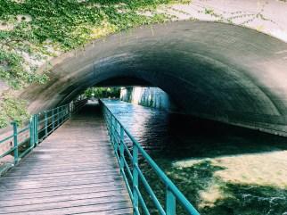 Schanzengraben Promenade