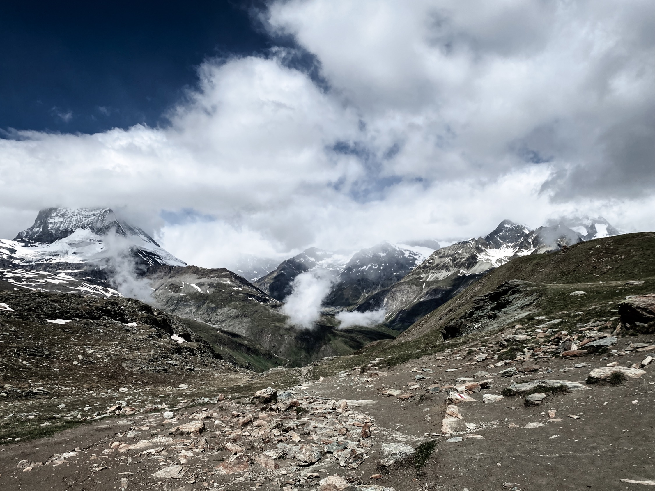 Hiking day at Gornergrat, organised by Riffelalp Resort 2222m