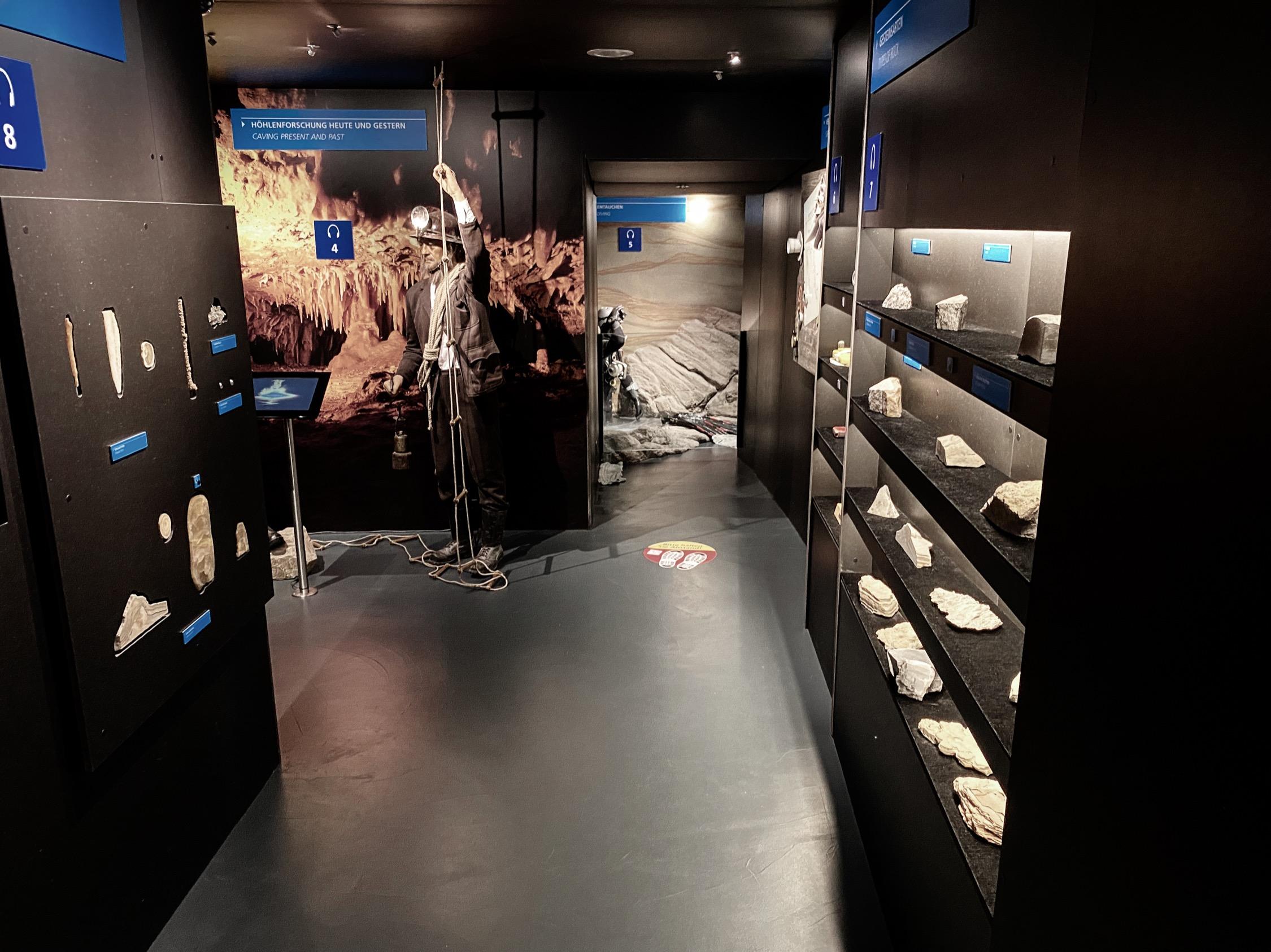 Museum at St. Beatus Caves