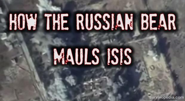 Russia Syria attack