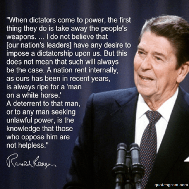 Regan quote