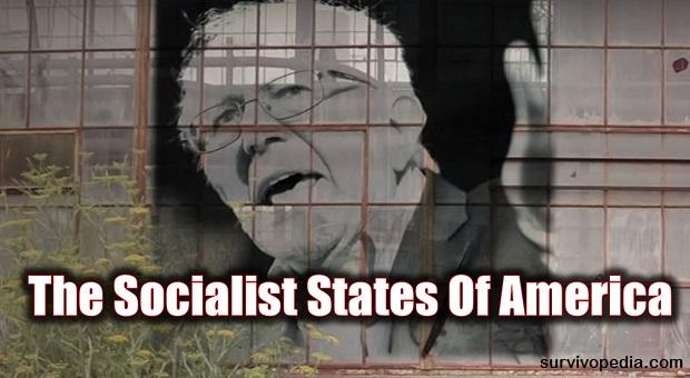 Survivopedia: The Socialist States Of America