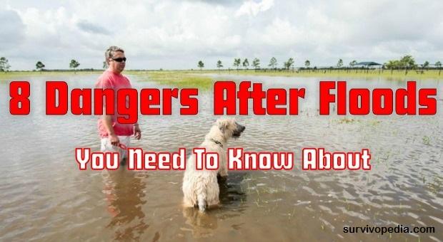 Dangers After Floods