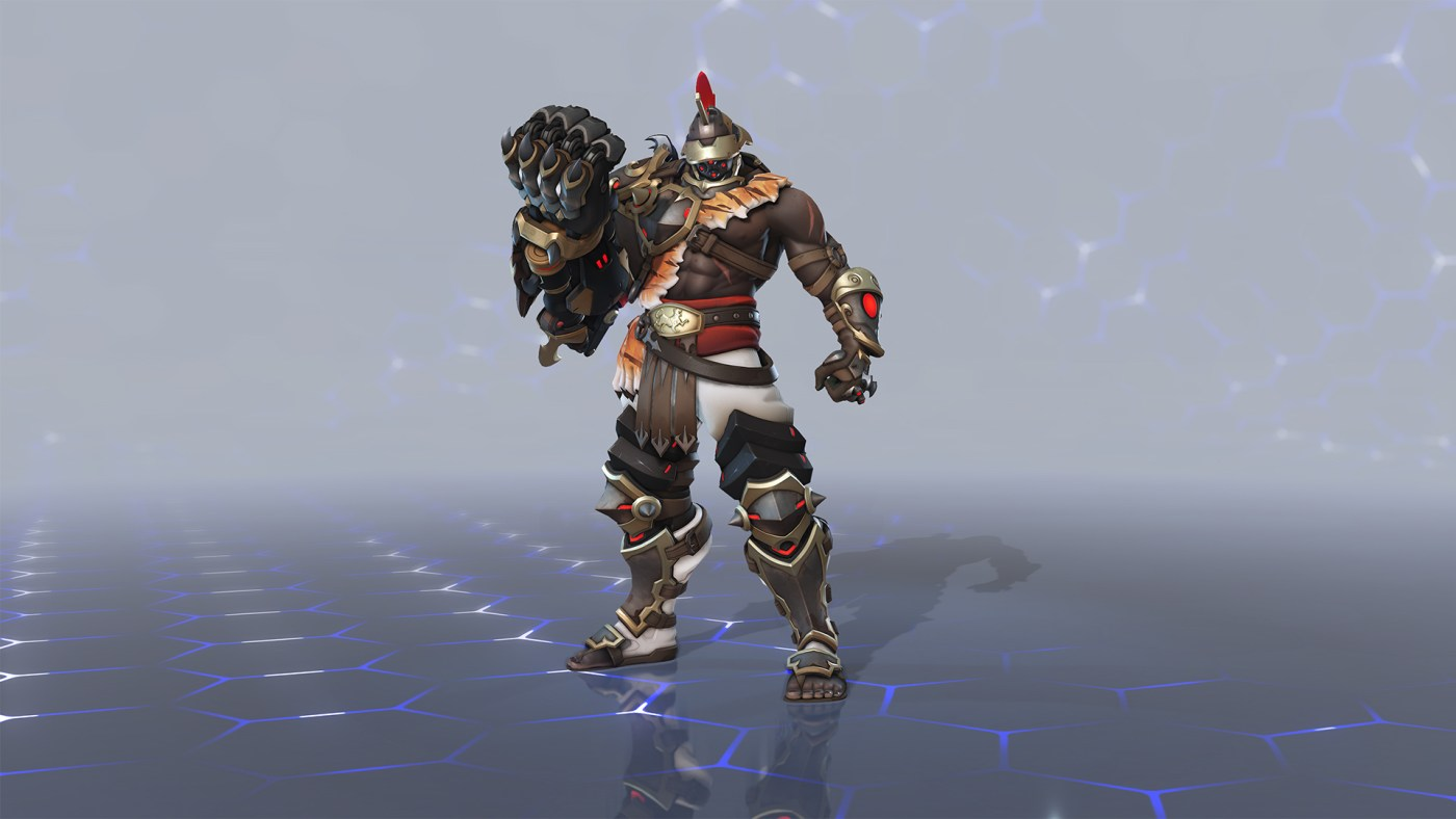 Gladiator Doomfist