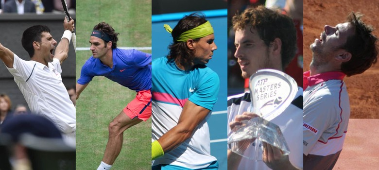 Image result for big five in tennis