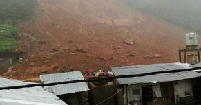 Image result for Hundreds feared dead, many trapped in Sierra Leone mudslide