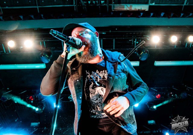 In Flames Celebrate I, The Mask Release In New York City