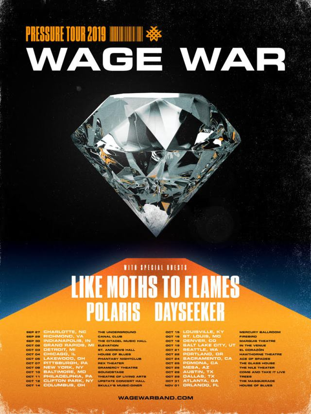 Wage War Headline Tour
