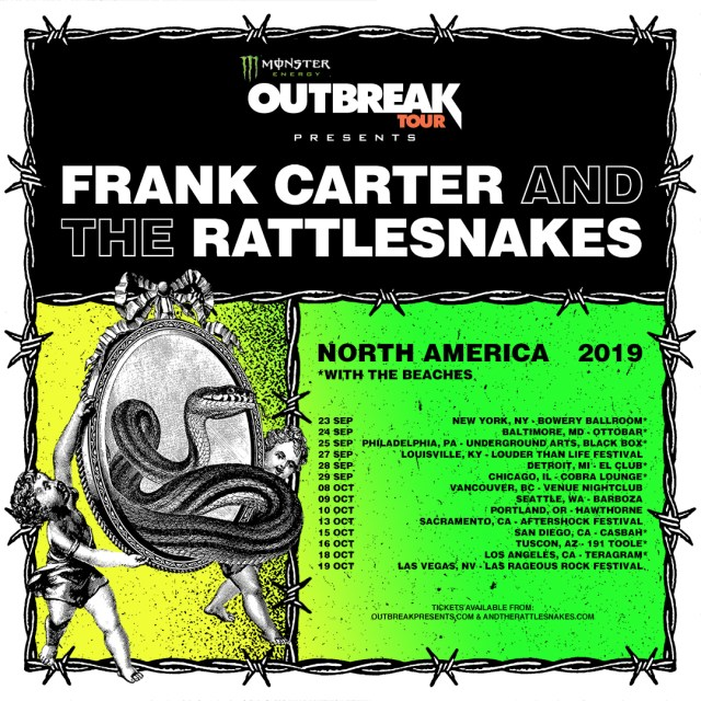 Monster Energy Outbreak Tour