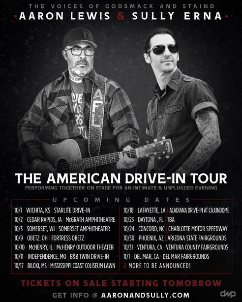Aaron Lewis And Sully Erna
